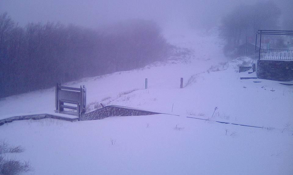 Pelion ski center snowcam