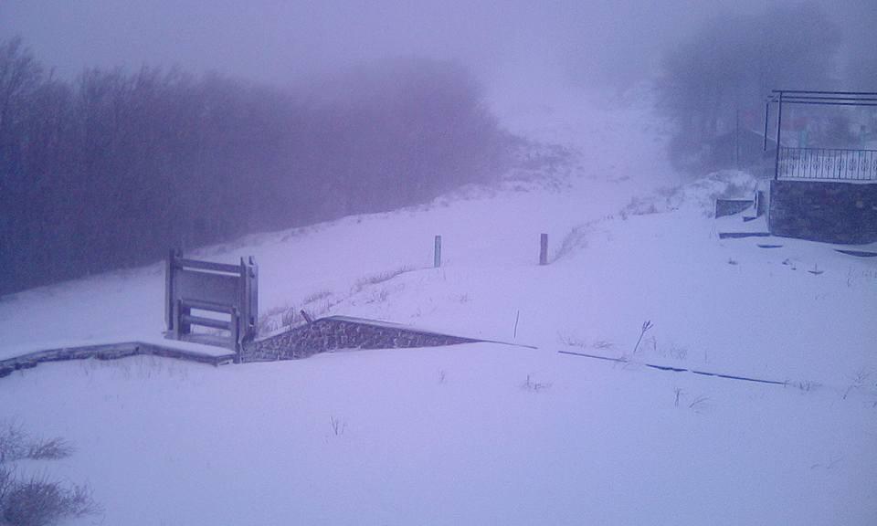 Χιονοδρομικό Πηλίου snowcam